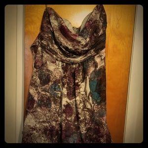 Torrid size 16 strapless dress. GORGEOUS!@!@